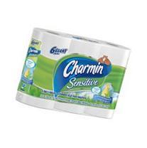 Charmin Sensitive Toilet Paper - Giant Roll - 6 pk