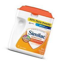 Similac Sensitive Baby Formula - Powder - 34 Oz