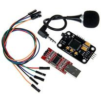 Geeetech High Sensitivity Voice Recognition Module with