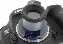 Sensor Check - Sensor Cleaning Loupe - CHECK