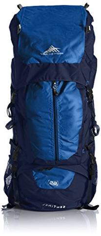 High Sierra Sentinel 65L Top LoadBackpack Pack, High-
