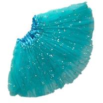 Girls Sequin Ballet Tutu Waist 16-32 Length 11-12 by