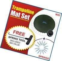 """Upper Bounce """"Super Trampoline Mat Set"""" Ser Includes: Mat +"""