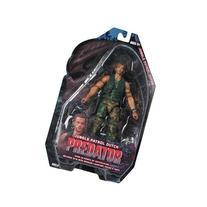 "Neca 7"" Predators Series 8 Jungle Patrol Dutch Schaefer"