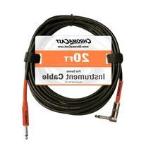 ChromaCast Pro Series Cables CC-PSCBLSA-20SOR Sunset Orange