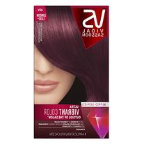 Vidal Sassoon  Pro Series London Luxe Hair Color Kit, 4RV
