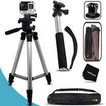 Xtech® Pro Series 60 inch Tripod and Handheld Extendable