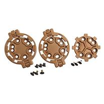 BLACKHAWK! 9007057 Quick Disconnect System Kit Coyote Tan