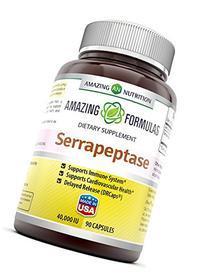 Amazing Nutrition Serrapeptase  - Natural Anti-Inflammatory