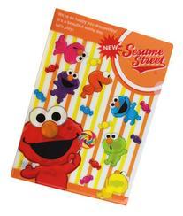 Sesame Street Elmo Paper Protectors  - Chidrens Paper
