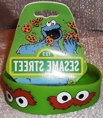 Sesame Street OSCAR EYES Rubber Bracelet WRISTBAND