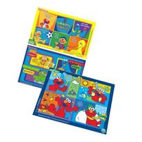 Neat Solutions Sesame Street Table Topper  with Floor Mat