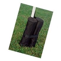 Set Dual Cylinder Wrap Around Bags, Black