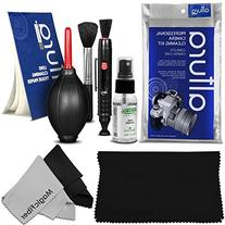 Professional Cleaning Set for DSLR Cameras and Sensitive