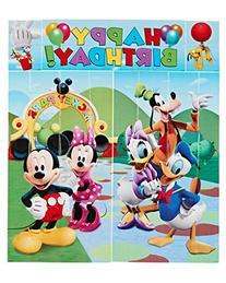 American Greetings 5-Piece Set Mickey Scene Setter,