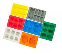 8pcs/set Star Wars Ice TraySilicone Mold Ice Cube Tray