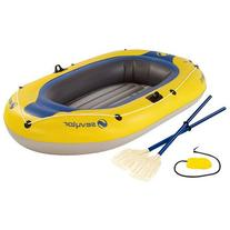 Sevylor Caravelle 3-Person Inflatable Boat with Pump and