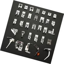 32pcs Sewing Machine Presser Foot Set for Brother, Babylock