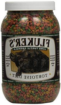 Fluker Labs SFK70014 Tortoise Diet Small Pellet Food, 7-
