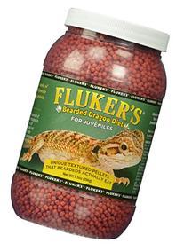 Fluker Labs SFK76031 Juvenile Bearded Dragon Diet Food, 5.5-