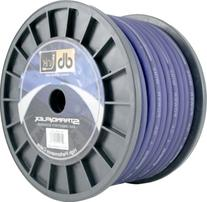 db Link SFPW4BL100Z StrandFlex Power Wire Spools