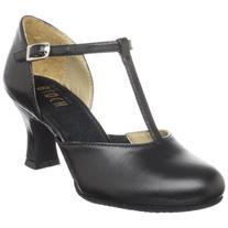 Bloch Women's SFX Split Flex Character Shoe,Black,8 X US