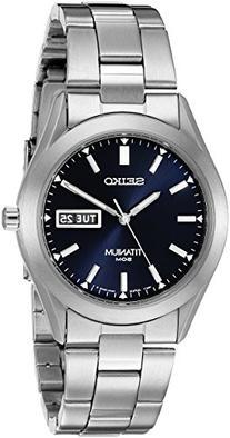 SGG709 Mens Titanium Watch