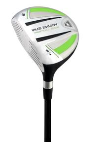 Young Gun SGS Junior Golf Club 5 Wood Right Hand Green Ages