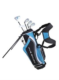 Young Gun SGS V.2 Junior Golf Package Set Right Hand Blue 6-