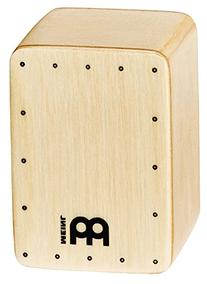 Meinl Percussion SH50 Mini Cajon Shaker, Natural Finish
