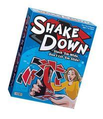 Shake Down , Stack'em Wide, Don't Let'em Slide! Stacking