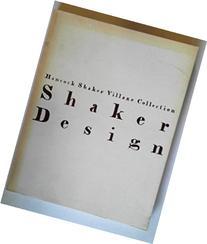 Shaker design: Hancock Shaker Village collection