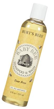 BURT'S BEES BABY BEE BODY WASH 8.0 OZ SKINBODY