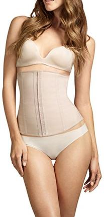 Squeem Body Shaper Cotton and Rubber Waist Cincher - Medium
