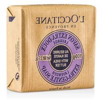 L'Occitane Shea Butter Extra Gentle Soap - Lavender 100g/3.