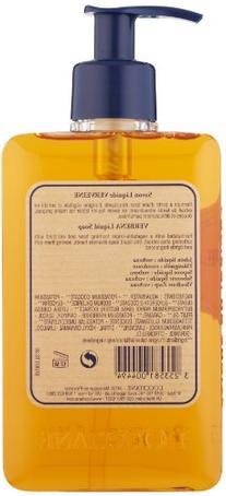 L'Occitane Shea Butter Verbena Liquid Soap, 16.9 fl. oz