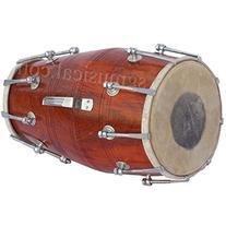 SG Musical Dholak/Dholki, Mango Wood, Bolt Tuned, 5 item's