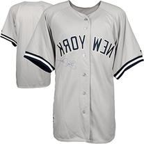Shelley Duncan New York Yankees Autographed Gray Jersey -