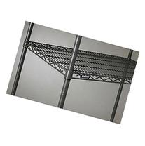 "Shelves For Decorator Wire Shelving, 72"" X 24"" Slate"