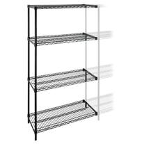 SHELVING, WIRE,48X18, ADD-ON