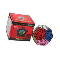 Cuberspeed ShengShou Gigaminx Black Magic cube Gigaminx
