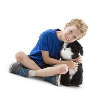 Melissa & Doug Shih Tzu Dog Giant Plush Stuffed Animal