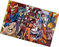 Naruto Shippuden - The Gathering  Jigsaw Puzzle