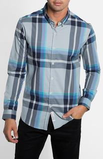Men's 7 Diamonds 'All In One' Sport Shirt, Size X-Large -