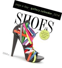 Shoes 2014 Gallery Calendar