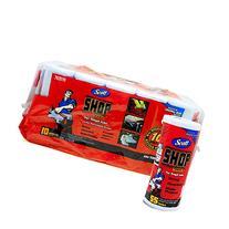 """Scott Shop Towels 10-pack 55 Towels Per Roll, 11"""" X 10.4"""""""