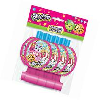 Shopkins Party Blowers, 8ct