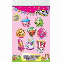 Shopkins Photo Booth Props, 8pc