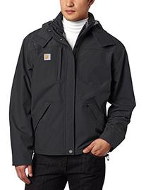 Carhartt Men's Shoreline Jacket Waterproof Breathable Nylon,