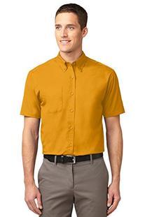 Port Authority Men's Tall Short Sleeve Easy Care Shirt 2XLT